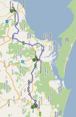 Gympie-Maryborough-Bundaberg